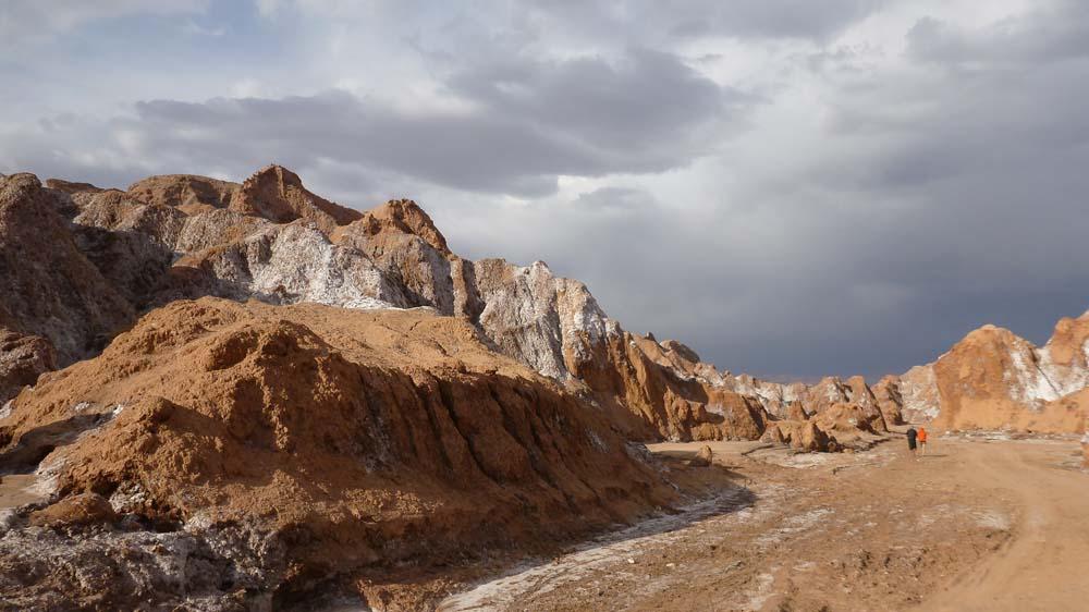 Salah satu sudut Death Valley.