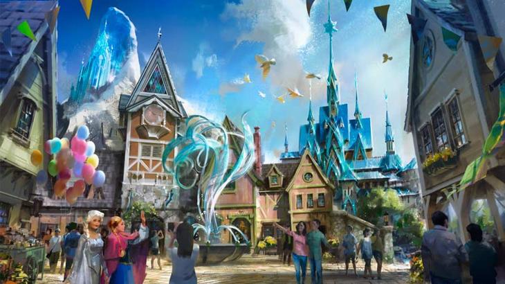 Hasil gambar untuk Ekspansi Hong Kong Disneyland