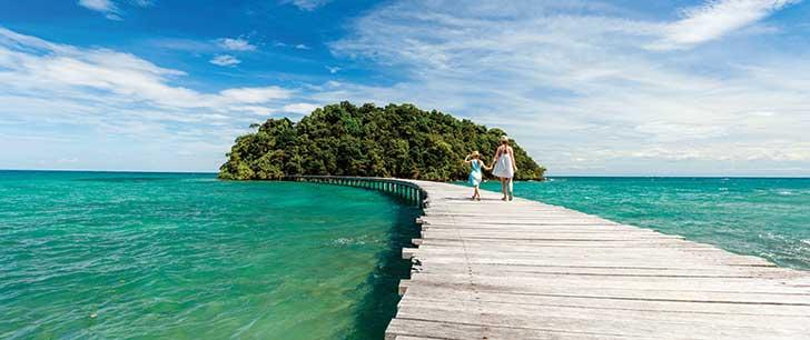 Menangkan Voucher Menginap 3 Hari 2 Malam di SONG SAA Private Island, Kamboja!