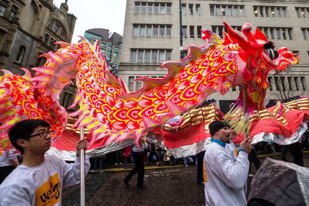 Tarian naga, salah satu pertunjukan wajib di Tahun Baru Imlek. (Foto: <a href='https://www.flickr.com/photos/ledgard' target='_blank'><strong>Flickr/Bryan Ledgard</strong></a>)