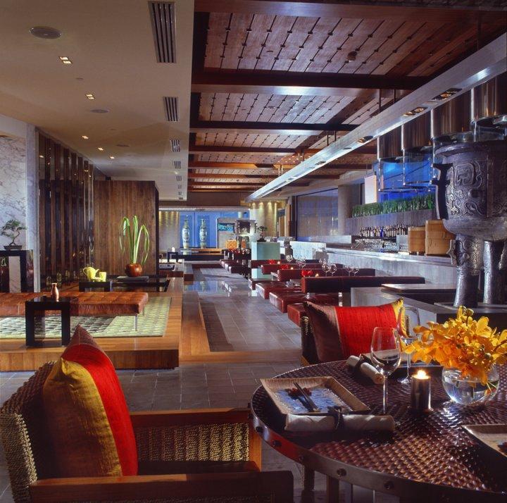 EEST, restoran Cina di Westin Kuala Lumpur, adalah salah satu dari 1.300 restoran yang berhenti menyajikan makanan berbahan sirip hiu.