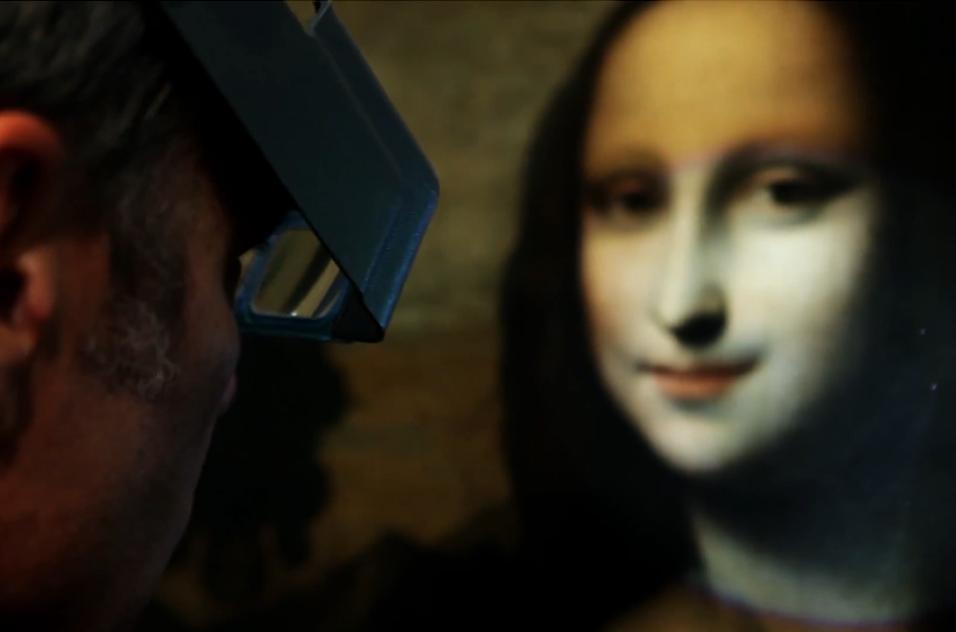 Lukisan Earlier Mona Lisa akan dipamerkan pertama kalinya ke publik.