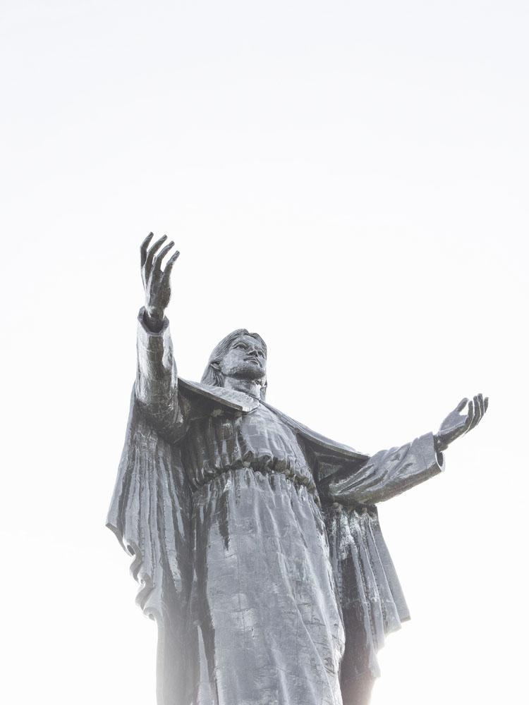 Patung Jesus di Christo Rei, Cape Fatucama.