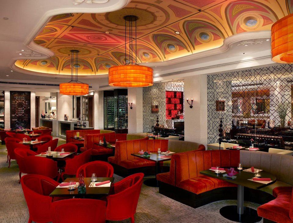 Rosso di Hotel Shangri-La Jakarta siap memanjakan lidah para tamu dengan sajian Italianya.