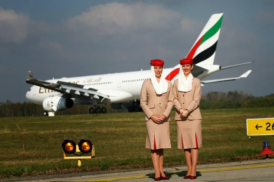 Penerbangan Dubai-Budapest pp dioperasikan menggunakan Airbus 330-200.