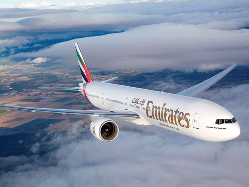 Penerbangan Dubai-Denpasar pp dioperasikan menggunakan armada B777-300ER.