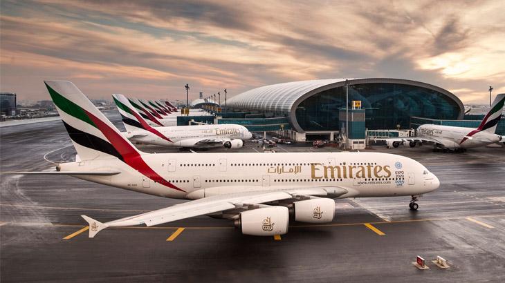 Ini keempat kalinya Emirates menyabet gelar maskapai terbaik di dunia versi Skytrax.