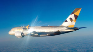 Etihad Airways A380