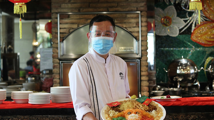 Executive Chinese Chef - Shifu Chan Wah