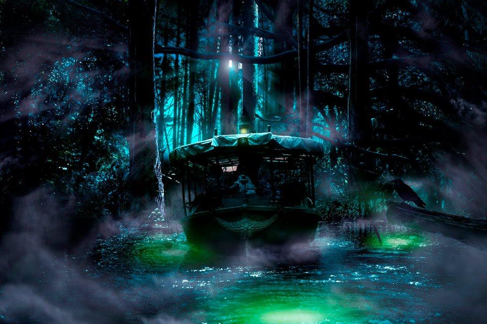 'Fairy Tale Forest' yang mengajak pengunjung menyusuri hutan buatan.