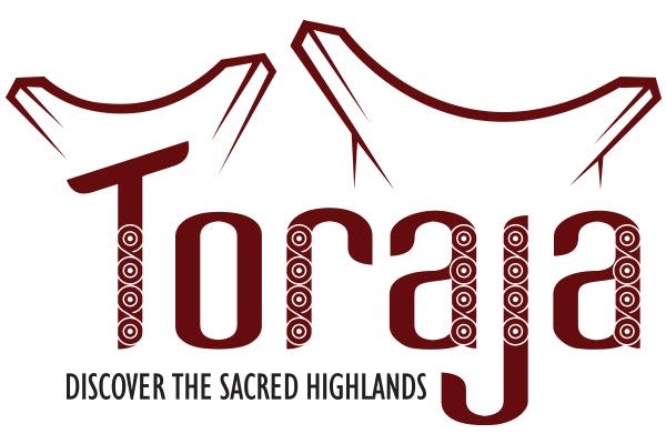Logo baru pariwisata Toraja yang bergaya modern namun masih memiliki sentuhan khas.