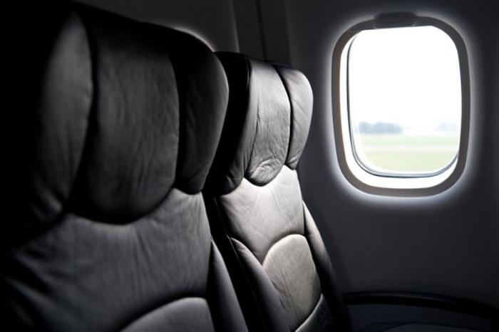Tempat duduk armada ATR72-500.