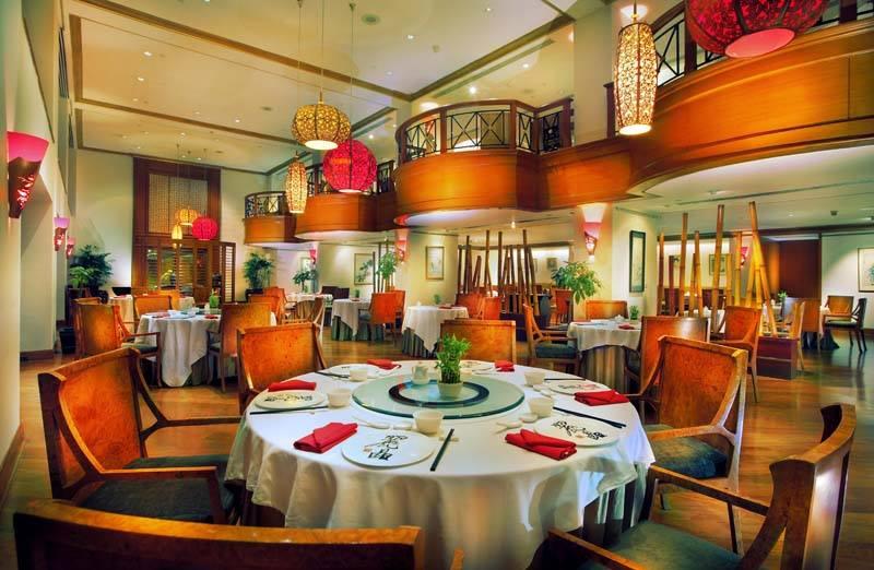 Restoran Lai Ching dengan spesialisasi masakan Cina.