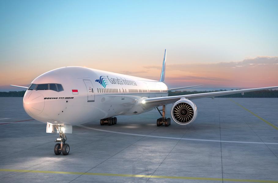 Dengan alasan efisiensi, Garuda Indonesia bekukan tiga rute dan tunda rilis rute baru.