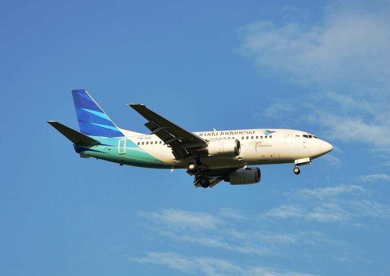 Penerbangan Denpasar-Dili pp akan dilayani menggunakan armada B737-500.