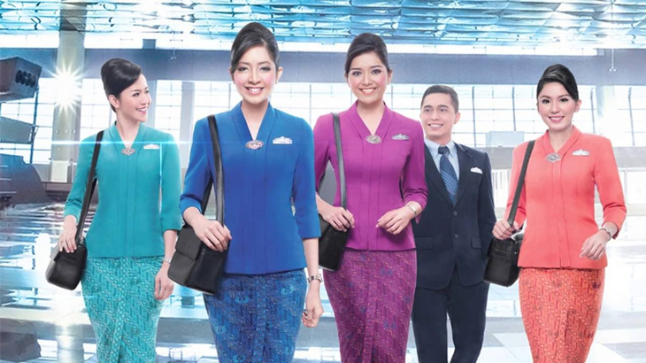 Selain maskapai dengan awak kabin terbaik, Garuda Indonesia juga masuk ke daftar 10 maskapai terbaik di dunia.