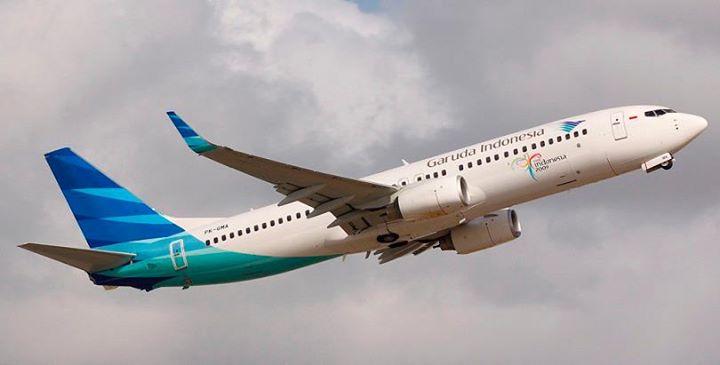 Garuda Indonesia melayani lima rute penerbangan dari Bandara Halim Perdanakusuma.