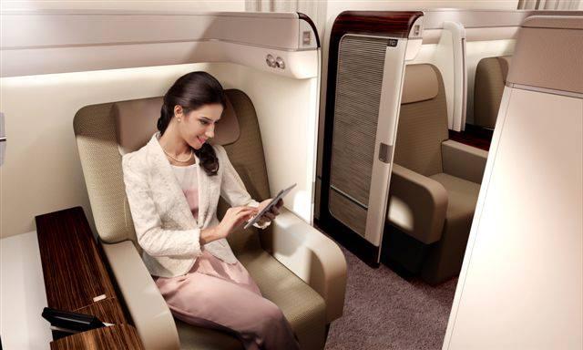 GarudaMiles bisa digunakan di penerbangan maskapai anggota SkyTeam.