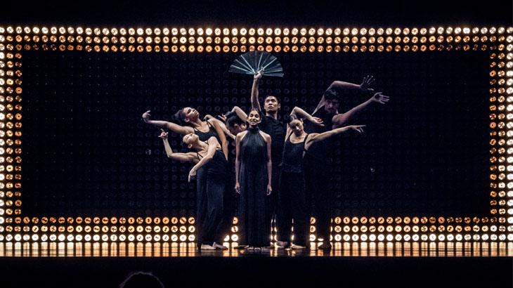 Penampilan salah satu grup teater internasional di George Town Festival. (Foto oleh Pek Min Han)