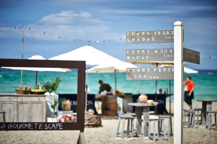 Gourmet Escape adalah ajang untuk menikmati kuliner internasional dan wine Australia terbaik pilihan para ahli.