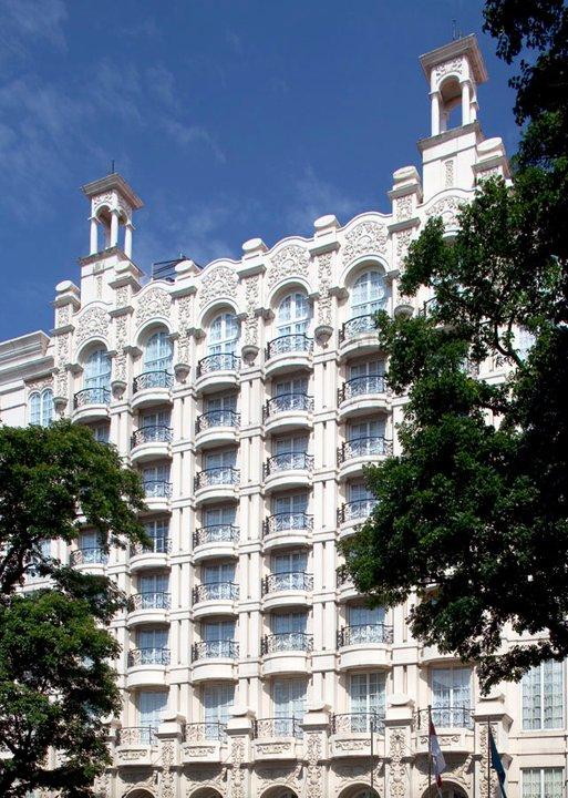 Fasad Gran Mahakam.