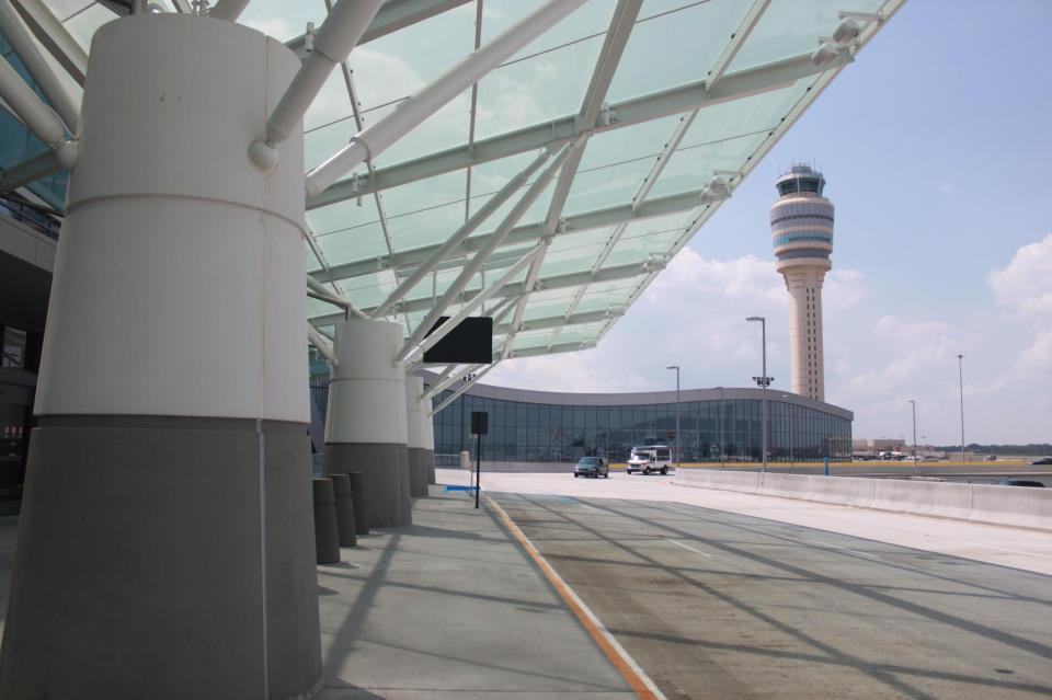 Bandara Internasional Heartsfield-Jackson, Atlanta.