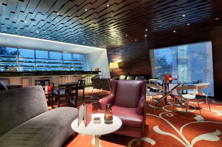 Magma Lounge.