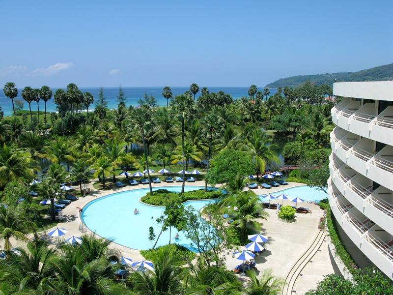 Hilton Phuket Arcadia Resort & Spa dilengkapi dengan fasilitas MICE komprehensif.
