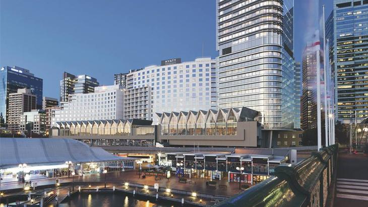 Hyatt Regency Sydney 01