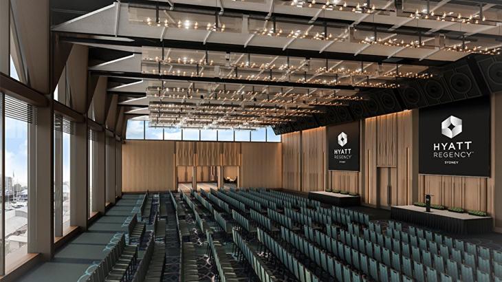 Hyatt Regency Sydney 02