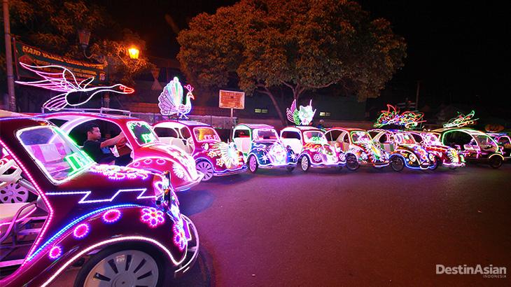 Mengintip Dapur Mobil Hias Yogya Destinasian Indonesia