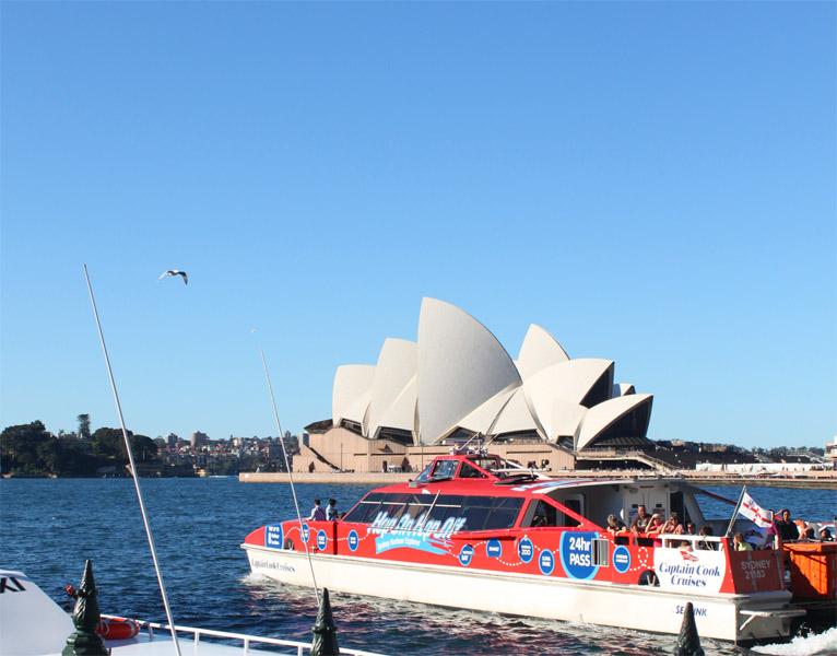 Sydney, salah satu destinasi favorit turis Indonesia.