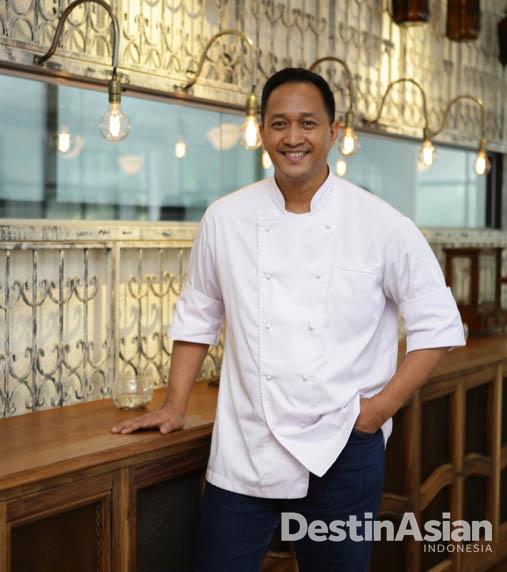 Degan hadirkan menu variatif dari Asia hingga Eropa.