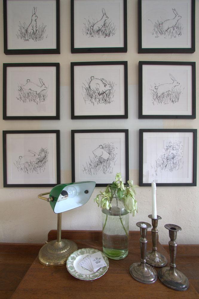 Galeri di The White Rabbit.