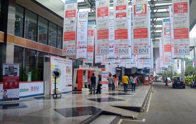 Sebelumnya, ITHF digelar di Jakarta Convention Center. Kali ini pameran tersebut menempati tempat yang lebih luas.