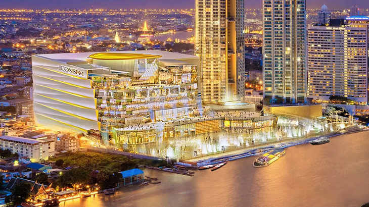 iconsiam shopping mall, iconsiam bangkok, apple store bangkok