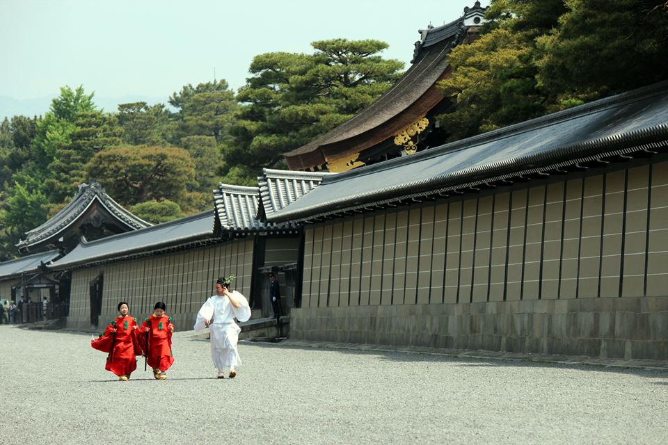 Imperial Palace di Kyoto. (Foto: Kyoto Fan)
