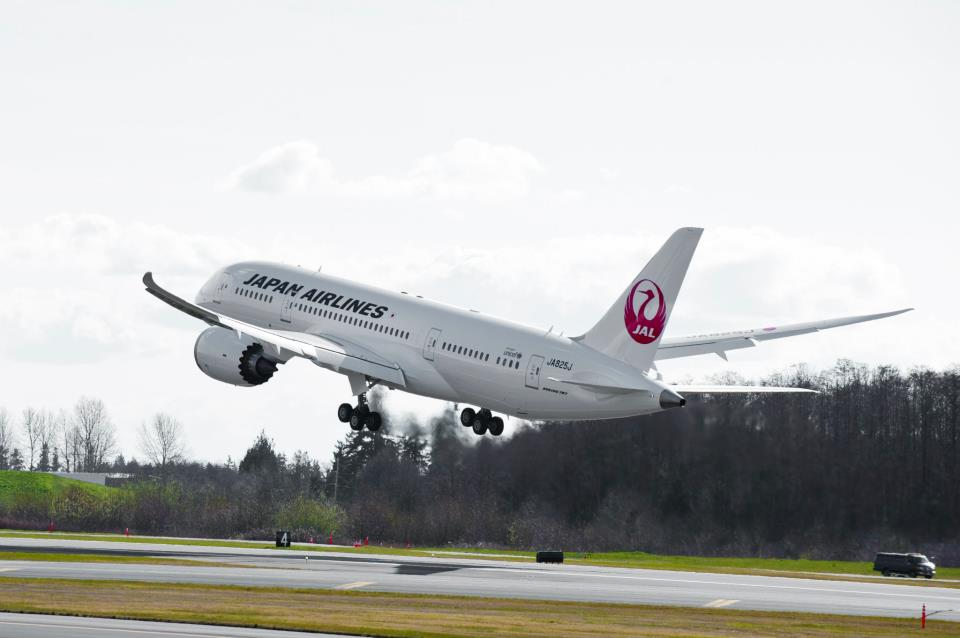Ke Negeri Sakura menggunakan JAL, gratis koneksi WiFi di 17 kota Jepang.