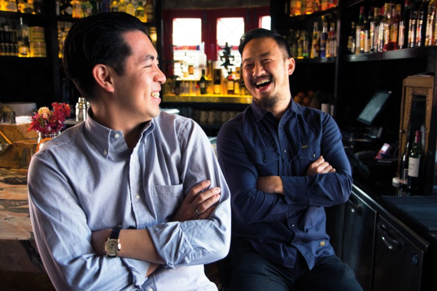 Jason dan Ronald tak hanya akan membuka satu, namun tiga hotel di Bali.