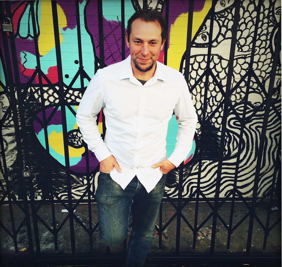 Jarad Gallagher, koki komandan restoran Chez TJ yang berstatus bintang Michelin.