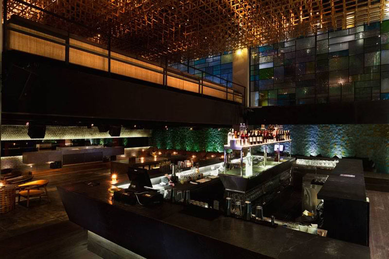 Selain kelab malam, Jenja juga memiliki area restoran. (Foto: Jenja Bali)