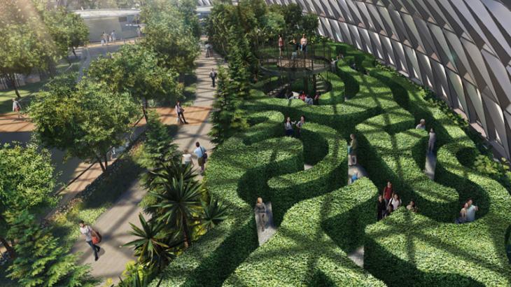 Jewel Changi Canopy Park