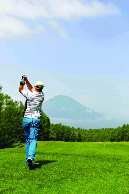 Para penggila golf kini semakin dimanjakan.