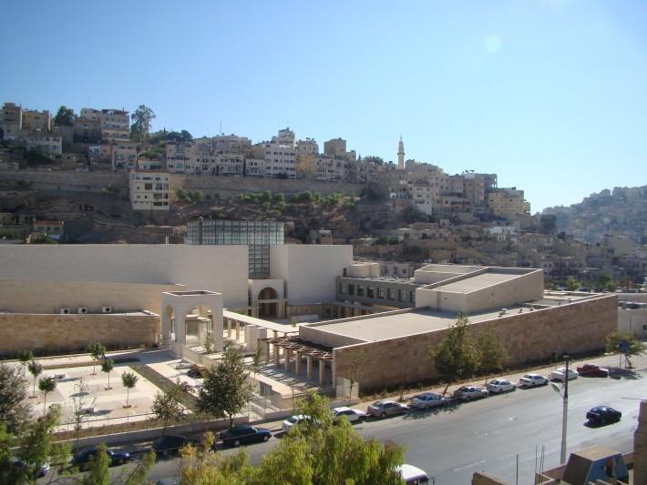 Fasad Museum of Jordan.