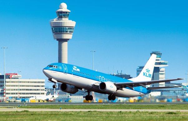 Maskapai Belanda, KLM, adalah maskapai besar paling tepat waktu di dunia versi OAG.
