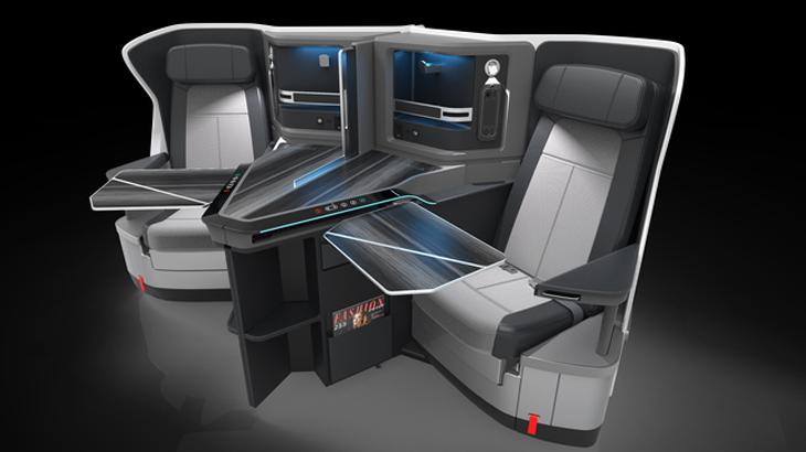 KLM 787-10 b