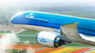 Liburan Musim Gugur Bersama KLM