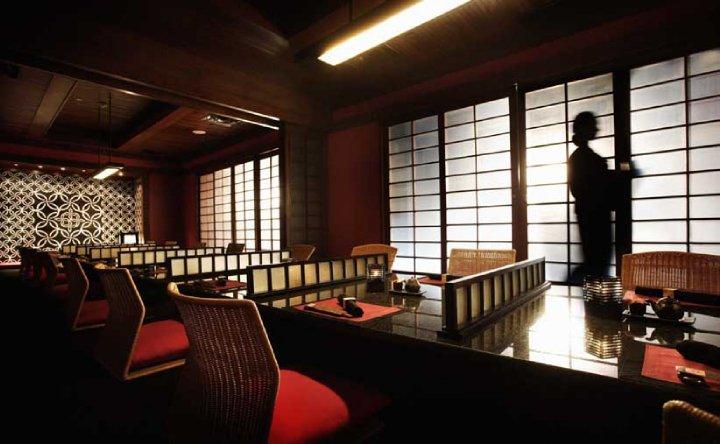 Selain hidangan khas Jepang, restoran KO juga menyediakan menu teppanyaki.