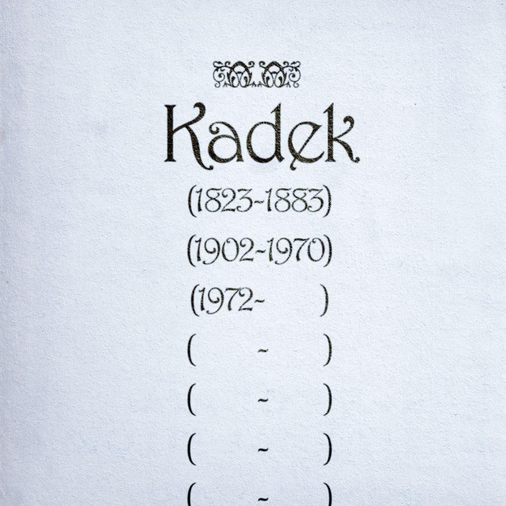 Lelucon yang terinspirasi banyaknya penduduk dengan nama Kadek.
