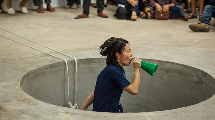 Kochi Muziris Biennale Dwp Bali